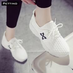Giày Sneakers Nữ Cao Cấp - Pettino MT03 (trắng)
