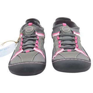 Giày tập luyện đa năng dành cho nữ JSport ( màu xám pha hồng ) thumbnail