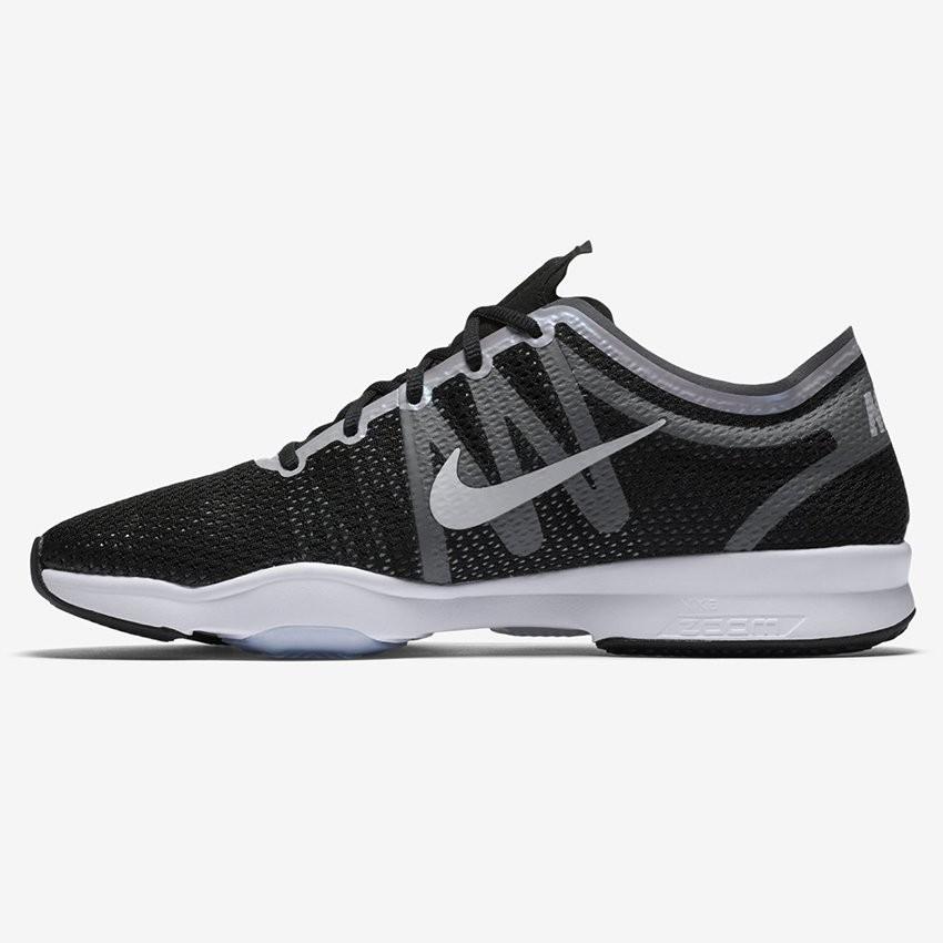 Giá Bán Giay Tập Luyện Nữ Nike Air Zoom Fit 2 819672 005 Đen Hang Phan Phối Chinh Thức Nguyên