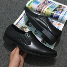 Giày Tây Nam Trơn Lịch Lãm Sang Trọng Giá Tiết Kiệm Nhất Thị Trường