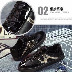 Ôn Tập Giay Thể Thao Nam Fashion Zilong Gnd00445A Đen