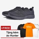 Bán Mua Giay Thể Thao Nữ Biti S All Black Dsw056833Den Tặng Ao Thun Hunter