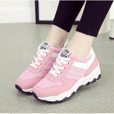 Giày thể thao nữ L11 - Hồng