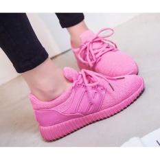 Giày thể thao nữ sneaker GTT06 (Hồng) Nhật Bản