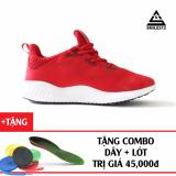 Ôn Tập Giay Thể Thao Smile Scout Red
