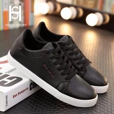 Giay Thể Thao Sneaker Hs 04 Đen Hà Nội Chiết Khấu