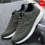 Giá Bán Giay Thể Thao Sneakers Cao Cấp Pettino P001 Xanh Pettino Nguyên