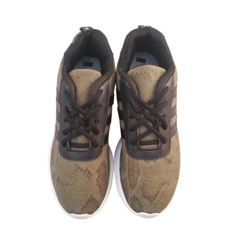 Giày thể thao sneakers nam siêu nhẹ  (Xanh rêu)