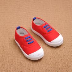 Hình ảnh Giày thể thao trẻ em RS037 (Đỏ)