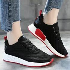giày thời nữ đen đế đỏ-ilala sport