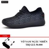Ôn Tập Giay Thời Trang Sneaker Nữ Rozalo Rw905626D Đen Tặng 1 Đoi Tất Vớ Trong Hà Nội