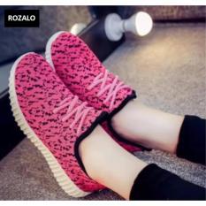 Bán Mua Giay Thời Trang Sneaker Nữ Rozalo Rw905626Pb Hồng Mới Hà Nội