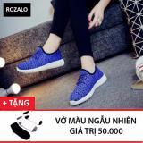 Mua Giay Thời Trang Sneaker Nữ Rozalo Rw905626Xd Tặng 1 Đoi Tất Vớ Trực Tuyến Rẻ