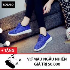 Bán Giay Thời Trang Sneaker Nữ Rozalo Rw905626Xd Tặng 1 Đoi Tất Vớ Trong Hà Nội