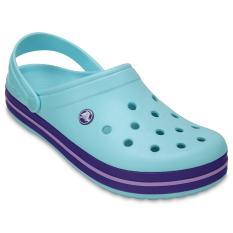 Mua Giay Xăng Đan Crocs Crocband™ Clog Mau Ice Blue Crocs™ Trực Tuyến