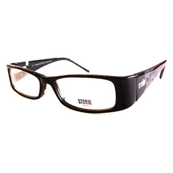 Giá bán Gọng kính cận nữ STORM ST 0107 90 (Đen)