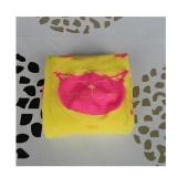 Bé gái Cao cấp thun Nhung kẹo màu sắc Cá Mèo Quần cho bé Màu Vàng-quốc tế