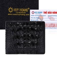Giá Bán Hl2210 Bop Nam Huy Hoang Da Ca Sấu Gai Lưng Mau Đen Mới