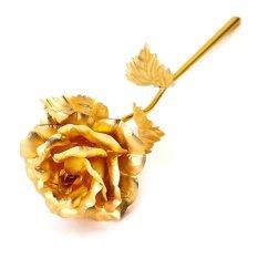 Bán Hoa Hồng Golden Rose Mạ Vang 24K Vang Nhập Khẩu