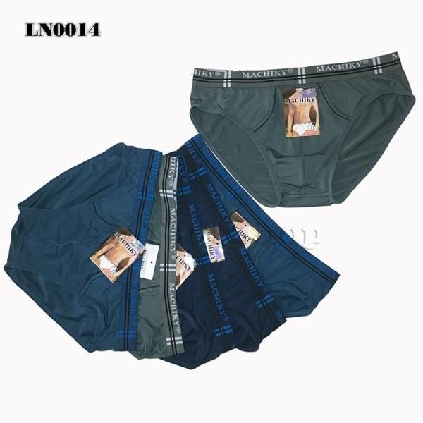 Nơi bán Hộp 06 quần lót tam giác nam Machiky thun lạnh cao cấp