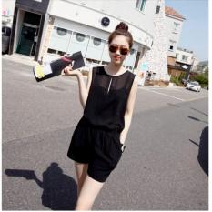 Bán Jumpsuit Giọt Nước Ngắn Misa Fashion Ms190 Đen Hồ Chí Minh Rẻ