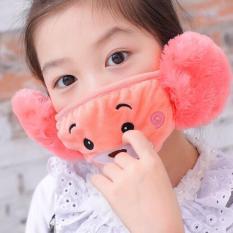 Hình ảnh Khẩu trang bông bịt tai cho bé