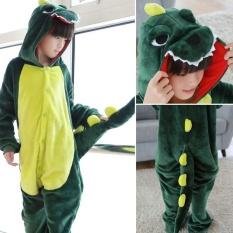 Hình ảnh Trẻ em Anime Onesie Bộ Đồ Ngủ Áo Bẹt Hoạt Hình Cosplay Khủng Long Trang Phục Jumpsuit Homewear-quốc tế