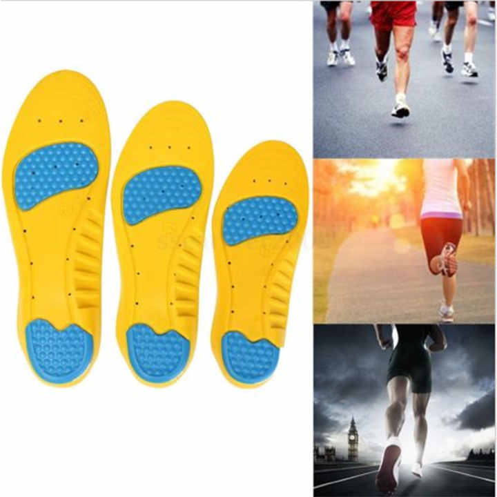 Memory Foam Orthotics Arch Pain Relief Support Shoes Insoles Insert Pads M - intl