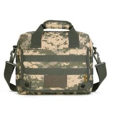 Hình ảnh Men Nylon Messenger Shoulder Bag Military Tactical Outdoor Camping Briefcase HOT - intl