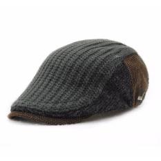 Hình ảnh Nam Anh bản mẫu nắp thu đông xu hướng len dệt kim nón mũ ấm áp người cao tuổi-quốc tế