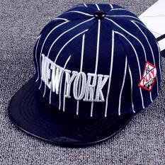 Mũ Hip hop cho bé trai, bé gái ĐL41 (Xanh)