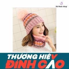 Mũ Len Va Khăn Vong Cổ Cao Cấp Ha Nam Shop 04 No Rẻ Trong Hồ Chí Minh