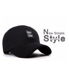 Mũ lưỡi chai thời trang cao cấp (màu đen)