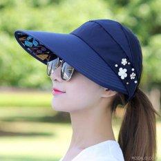 Hình ảnh Mũ nón nữ chống nắng Rozalo RWM5810XD (Xanh Đen)