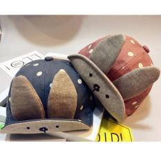 Hình ảnh Mũ, nón tai thỏ cho bé trai, bé gái cực dễ thương K59 (Hồng)