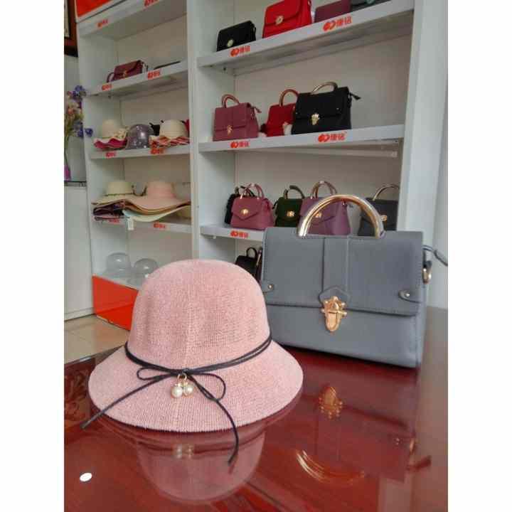 Mũ thời trang nư VN05 (Kem)