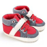Newborn-18 Months Summer Baby Girl's Boys Slip-On Soft Sole Shoes Cute Casual Boots S1902 - intl