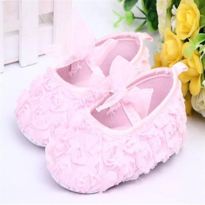 Newborn-18 Months Summer Baby Girl's Boys Slip-On Soft Sole Shoes Cute Casual