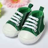 Newborn Infant Toddler Kids Baby Boy Girl Soft Sole Crib Shoes Sneaker 0-18M New - intl