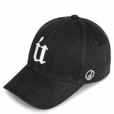 Giá Bán Non Lưỡi Trai Thời Trang Iu Julie Caps Hats Jlc171Diua Đen