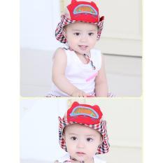 Nón, Mũ vành bé gái,bé trai cực dễ thương, phong cách Hàn Quốc 2018 ĐLL33
