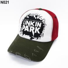 Hình ảnh Nón thời trang LinKin Park phong cách K&T (Đỏ N021)