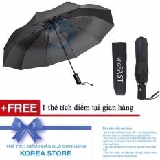 Hình ảnh Ô gấp tự động bật mở cao cấp + Tặng kèm 1 thẻ tích điểm KoreaStore