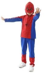 Ôn Tập Quần Ao Người Nhện Spider Man 120Cm