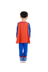 Bán Quần Ao Sieu Nhan Super Man 120Cm 7Gift Shop Xanh Dương Có Thương Hiệu Rẻ