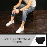Giá Bán Quần Baggy Jeans Rach Thời Trang Zavans Xanh Bo Tặng Kem 1 Quần Lot Nam Cao Cấp Nguyên