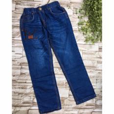 Mã Khuyến Mại Quần Dai Jeans Mềm Mỏng Theu Chữ Từ 21Kg Đến 40Kg Qt201 Vietnam