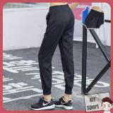 Mua Quần Dai Jogger Thể Thao Nữ Black Hang Nhập Khẩu Đồ Tập Quần Ao Gym Thể Dục Thể Hinh Yoga Kit Sport Mới