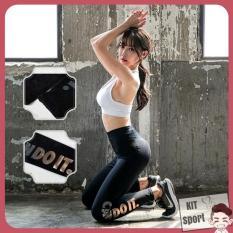Chiết Khấu Quần Dai Legging Thể Thao Nữ Candoit Hang Nhập Khẩu Đồ Tập Quần Ao Gym Thể Dục Thể Hinh Yoga Kit Sport Kit Sport Đồ Tập Chính Hãng