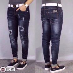 Giá Bán Quàn Jean Nam Cao Cấp 2877 Dđq Fashion Oem Mới